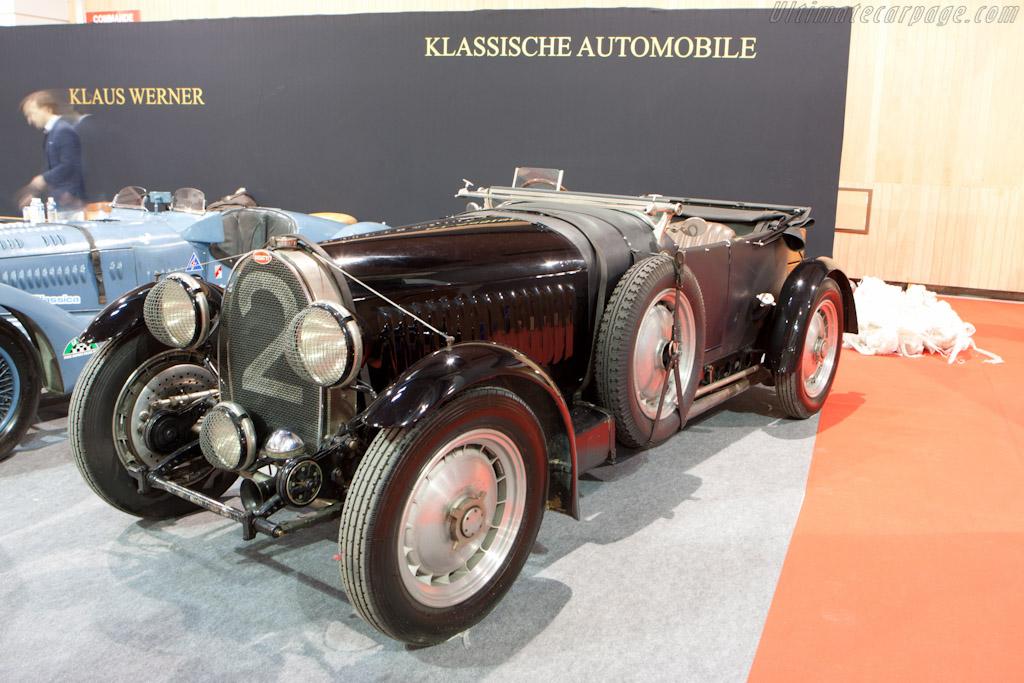 Bugatti Type 50    - 2012 Retromobile