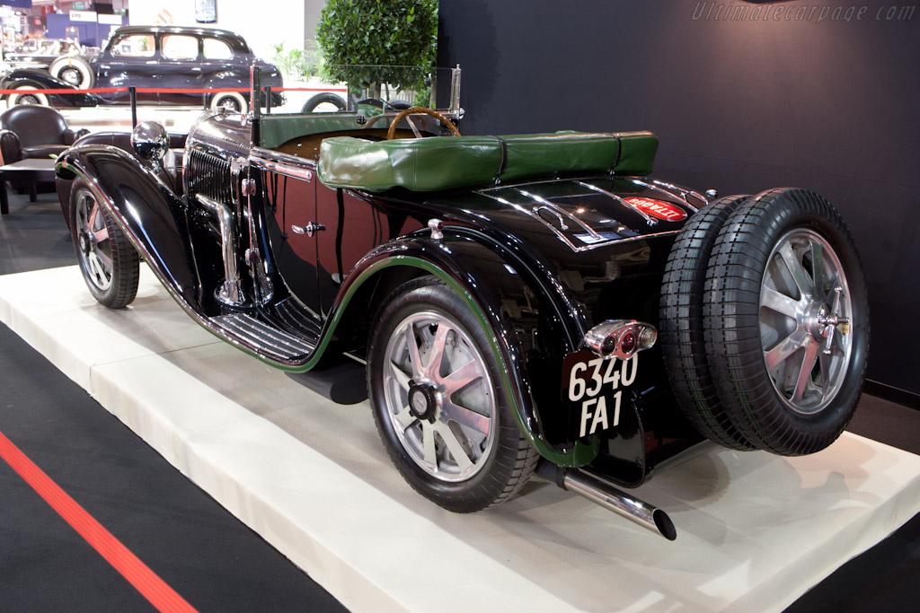 Bugatti Type 55 - Chassis: 55206   - 2012 Retromobile