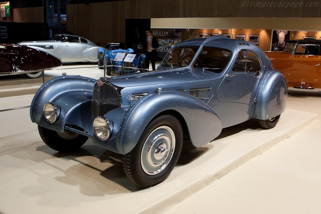 Bugatti Type 57 SC Atlantic Coupe - Chassis: 57473   - 2012 Retromobile