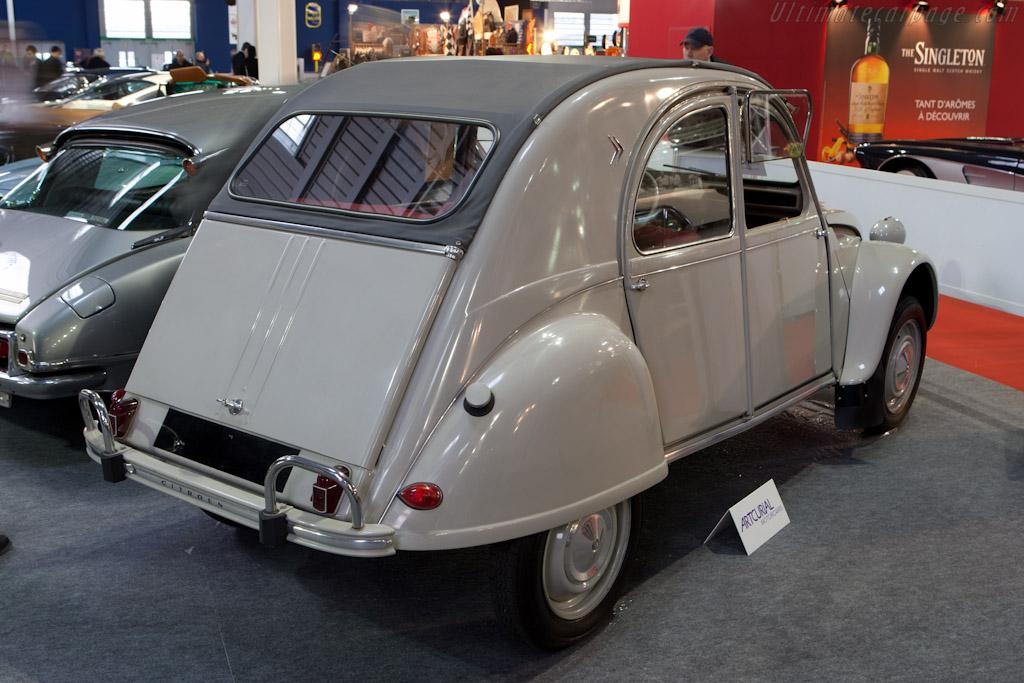 Citroën 2CV Azam - Chassis: AC651691931   - 2012 Retromobile
