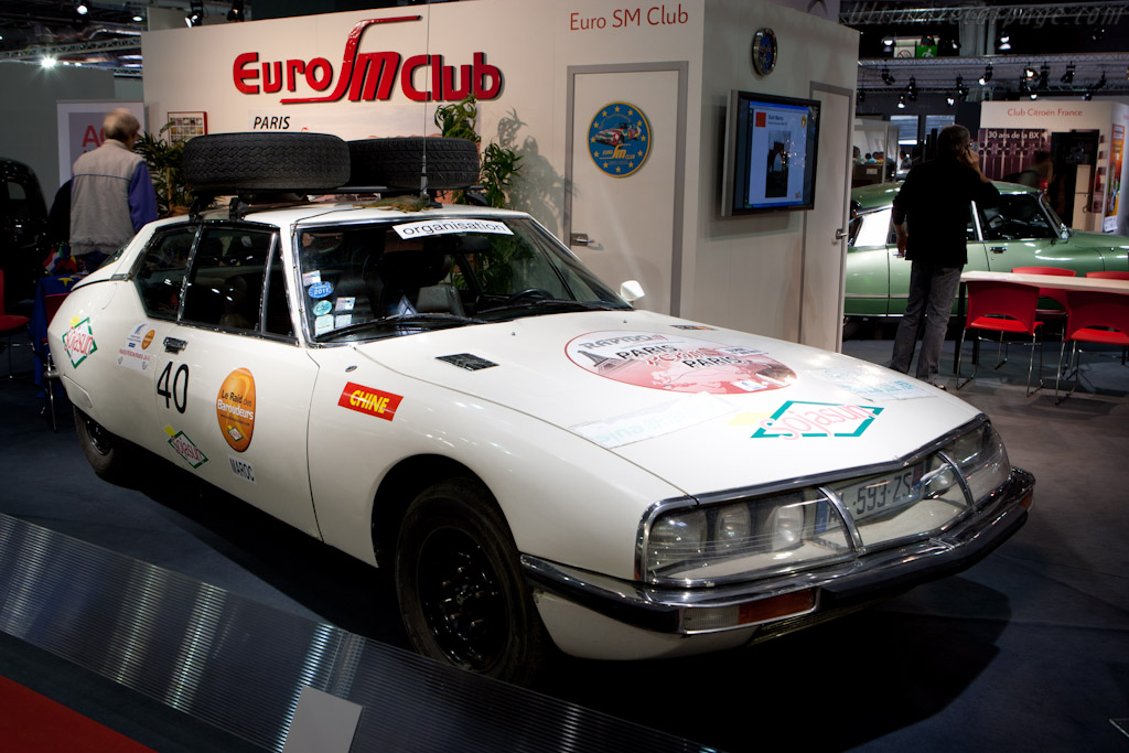 Citroën SM    - 2012 Retromobile