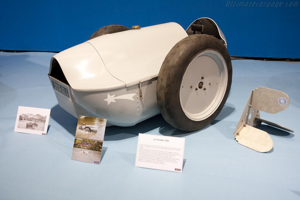Comete   - 2012 Retromobile