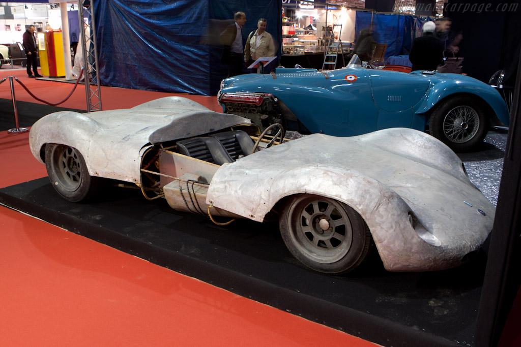 DeTomaso OSCA    - 2012 Retromobile