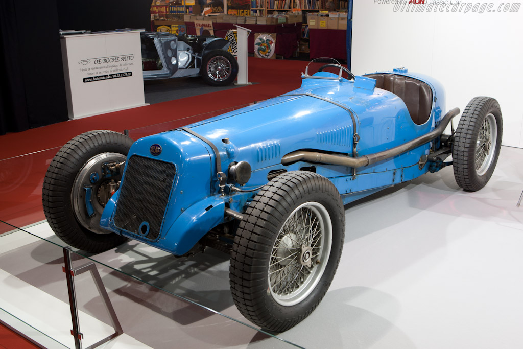 Delage 15 S8 - Chassis: WMG-101   - 2012 Retromobile