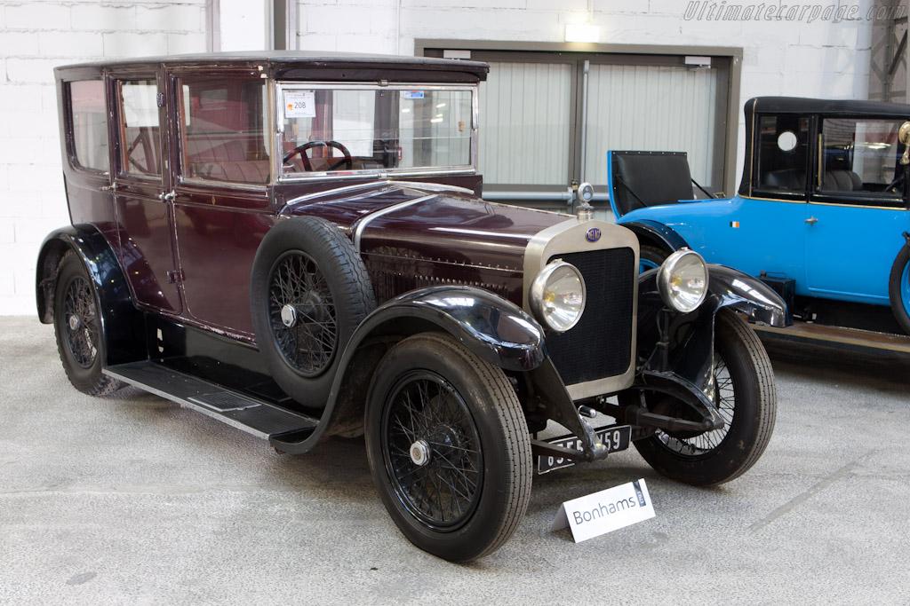 Delage DI Saloon - Chassis: 19825   - 2012 Retromobile