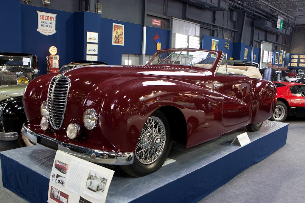 Delahaye 135 M Pourtout Cabriolet - Chassis: 800997   - 2012 Retromobile