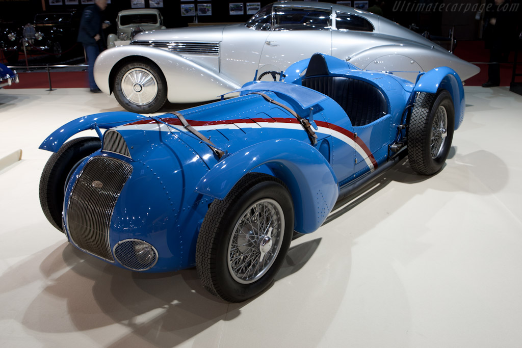 Delahaye 145 Competition - Chassis: 48771   - 2012 Retromobile