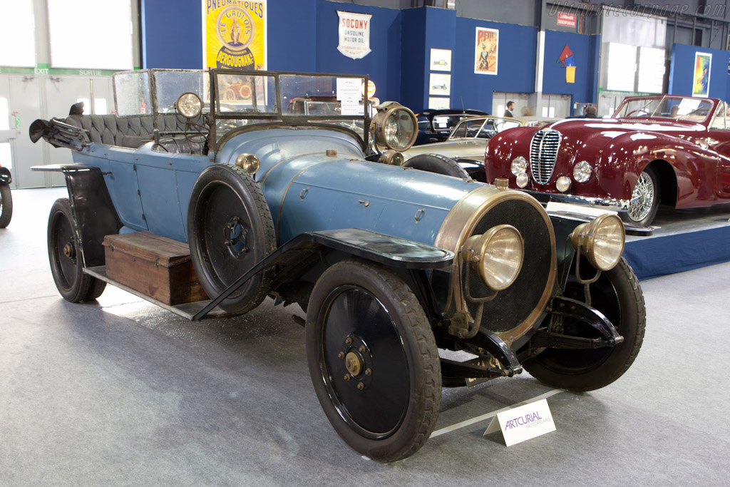 Delaunay Belleville Type O6 8L - Chassis: 6563   - 2012 Retromobile