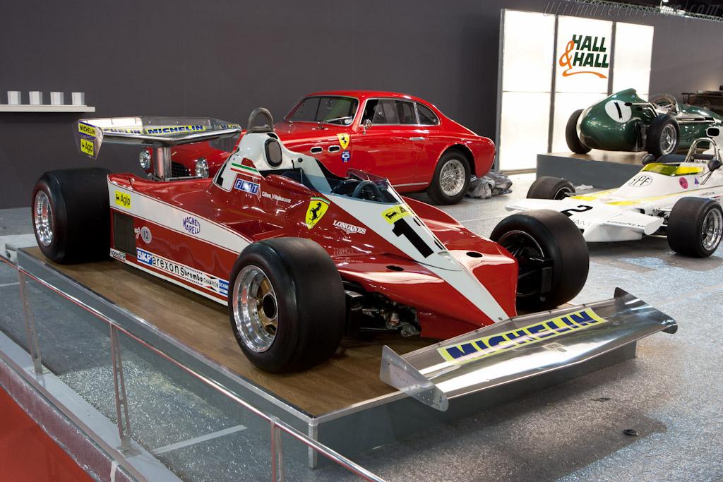 Ferrari 312 T3 - Chassis: 034   - 2012 Retromobile
