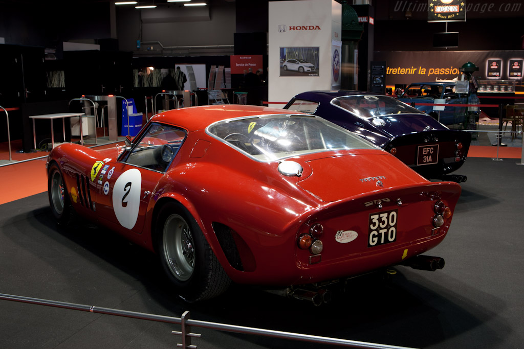Ferrari 330 GTO - Chassis: 4561SA   - 2012 Retromobile