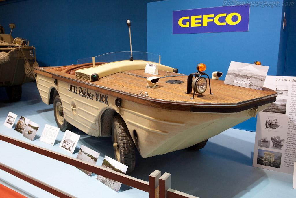 Ford GPA   - 2012 Retromobile