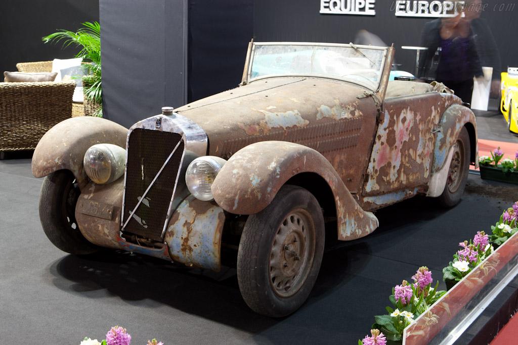Georges Irat   - 2012 Retromobile