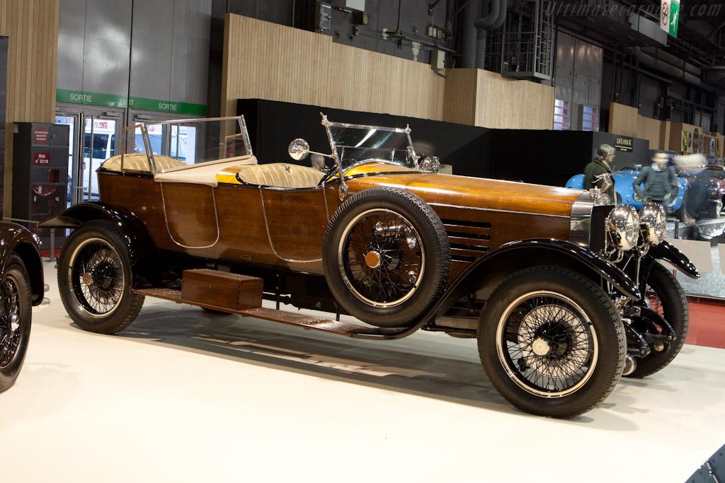 Hispano Suiza H6B Labourdette Skiff - Chassis: 12198   - 2012 Retromobile