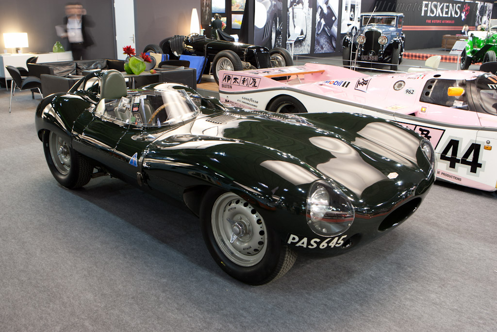 Jaguar D-Type - Chassis: XKD 530   - 2012 Retromobile