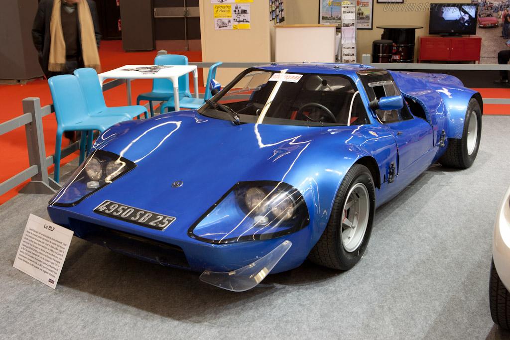 La BLF    - 2012 Retromobile