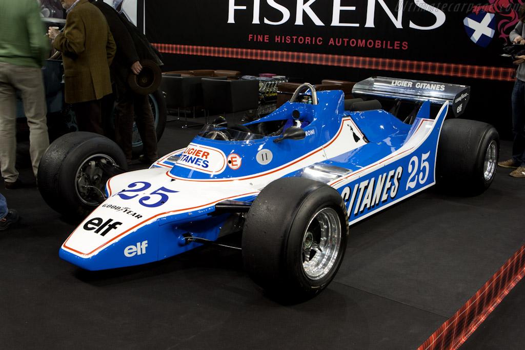 Ligier JS11/15 - Chassis: JS11/04  - 2012 Retromobile