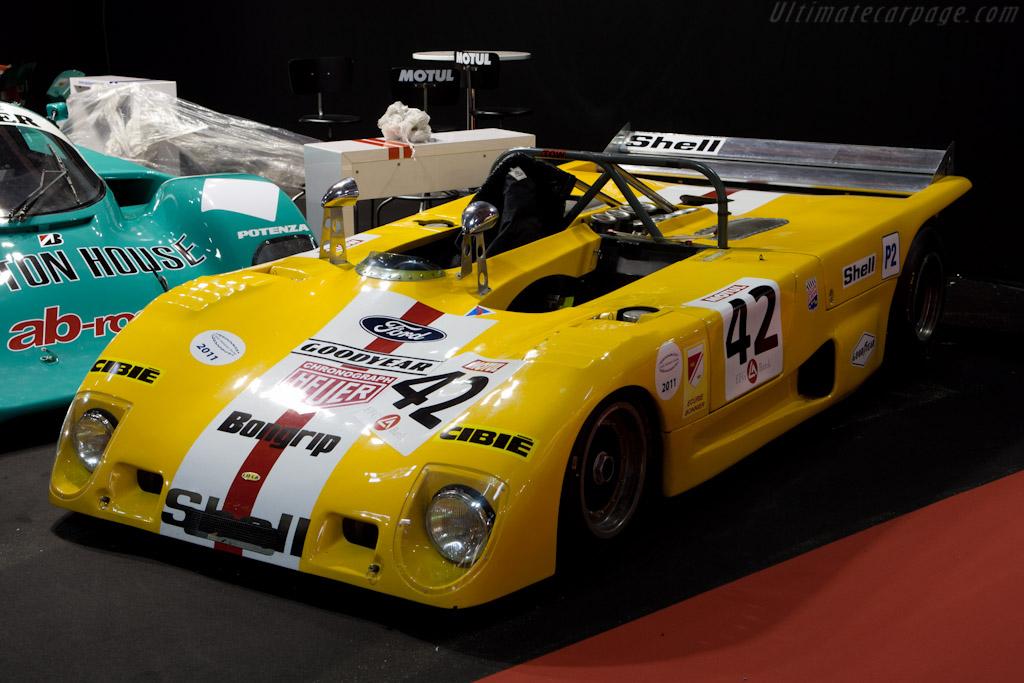 Lola T280 - Chassis: HU1   - 2012 Retromobile