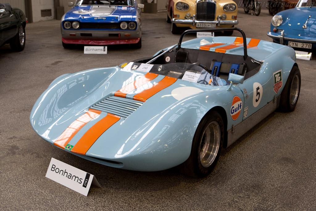 Marcadier Barzoi Barchette - Chassis: 36   - 2012 Retromobile