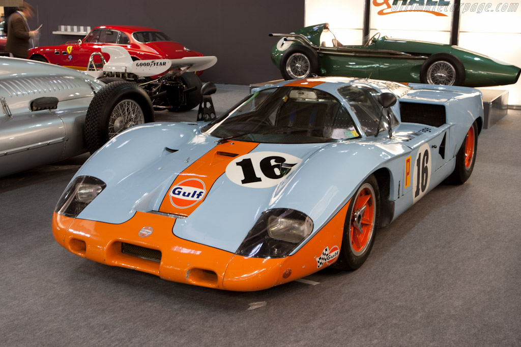 Mirage M2 BRM - Chassis: 002   - 2012 Retromobile