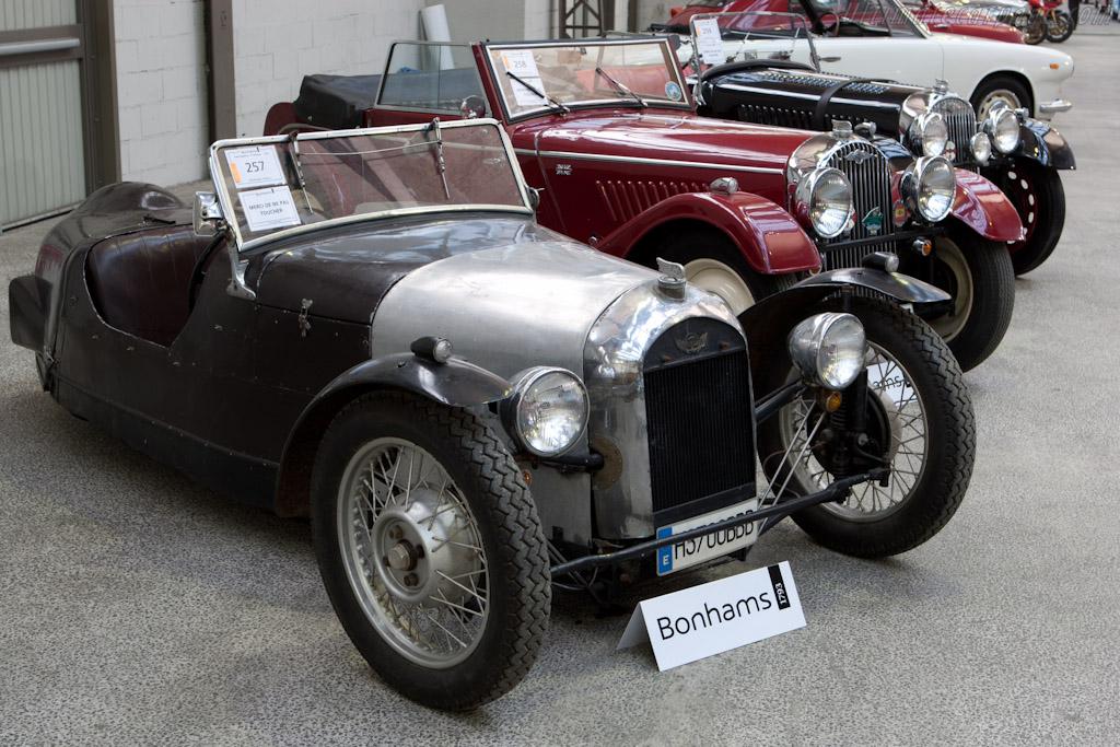 Morgan F4 Sports - Chassis: GP1963   - 2012 Retromobile