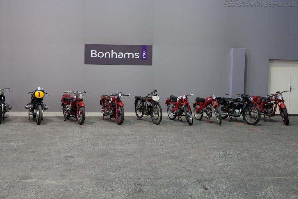 Motorcycles    - 2012 Retromobile
