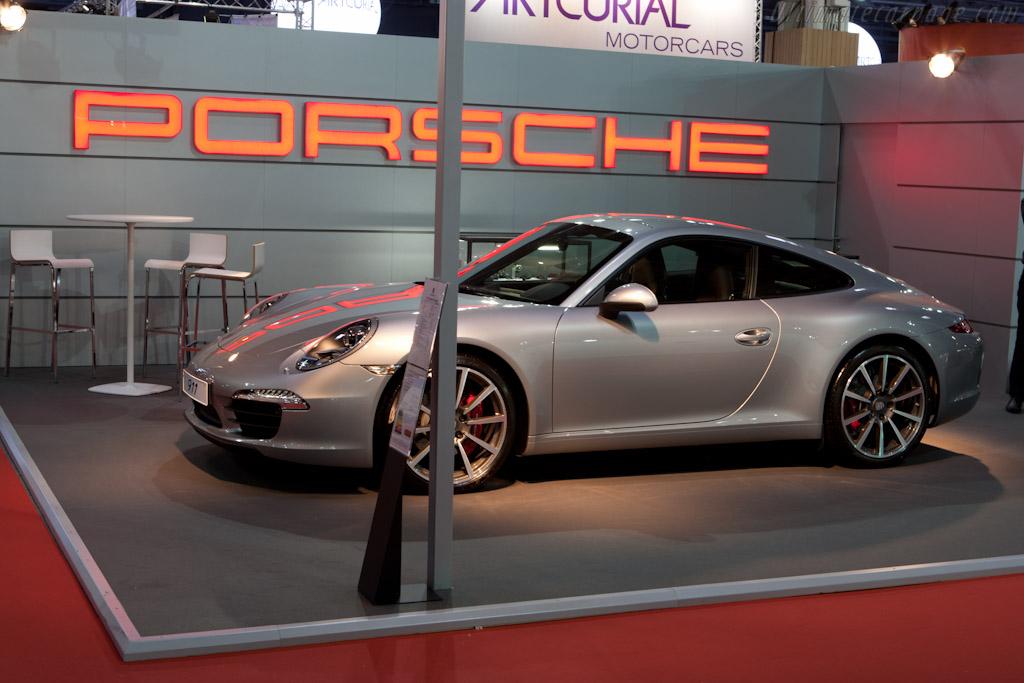 New Porsche 911   - 2012 Retromobile