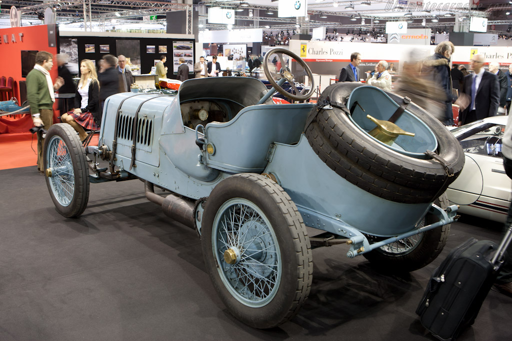 Panhard & Lavassor Grand Prix    - 2012 Retromobile