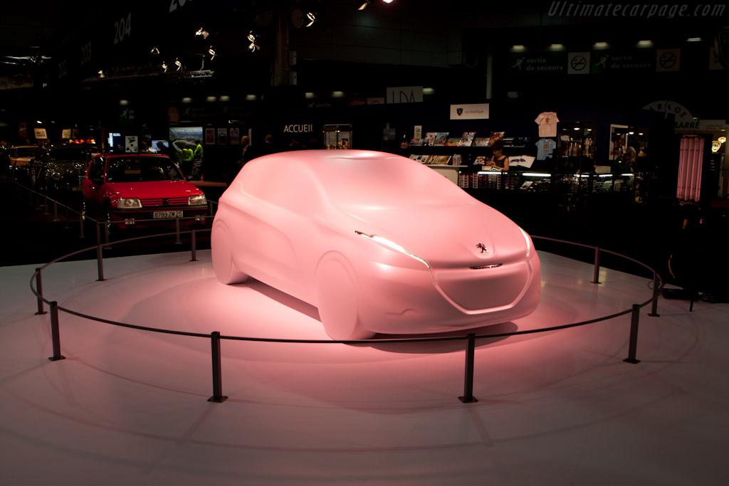 Peugeot 20X    - 2012 Retromobile