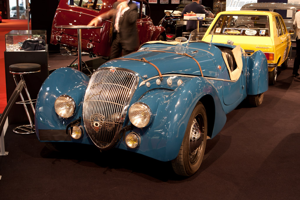 Peugeot 402 Darl'Mat Roadster    - 2012 Retromobile