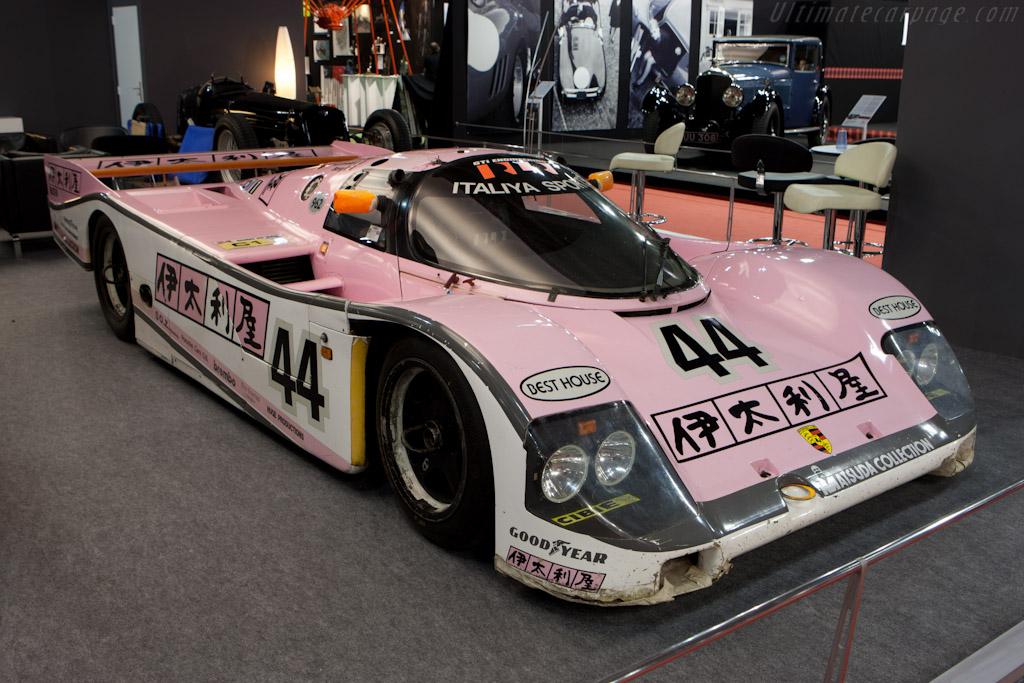 Porsche 962C - Chassis: 962-161   - 2012 Retromobile