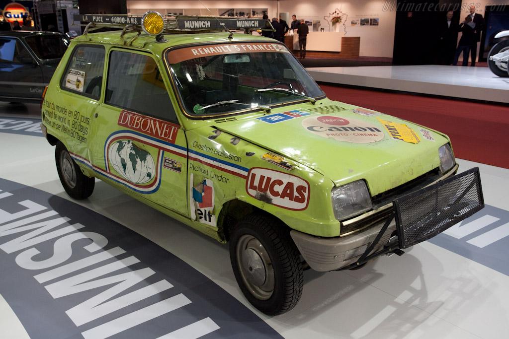 Renault 5   - 2012 Retromobile