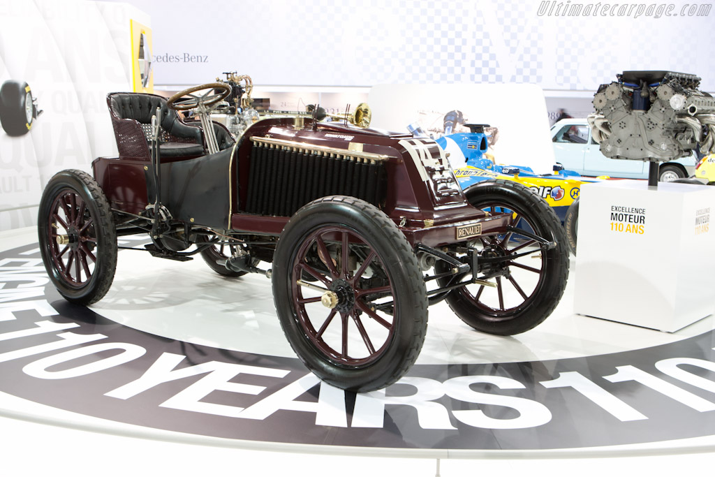 Renault Grand Prix    - 2012 Retromobile