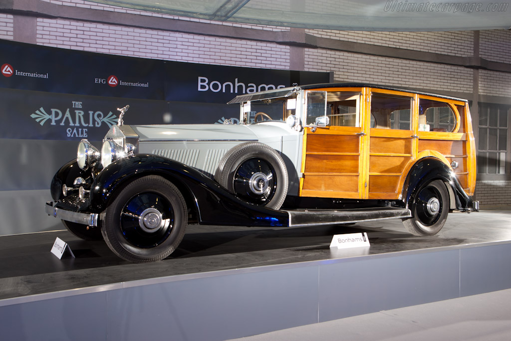 Rolls-Royce Phantom I Shooting Brake - Chassis: 84FH   - 2012 Retromobile