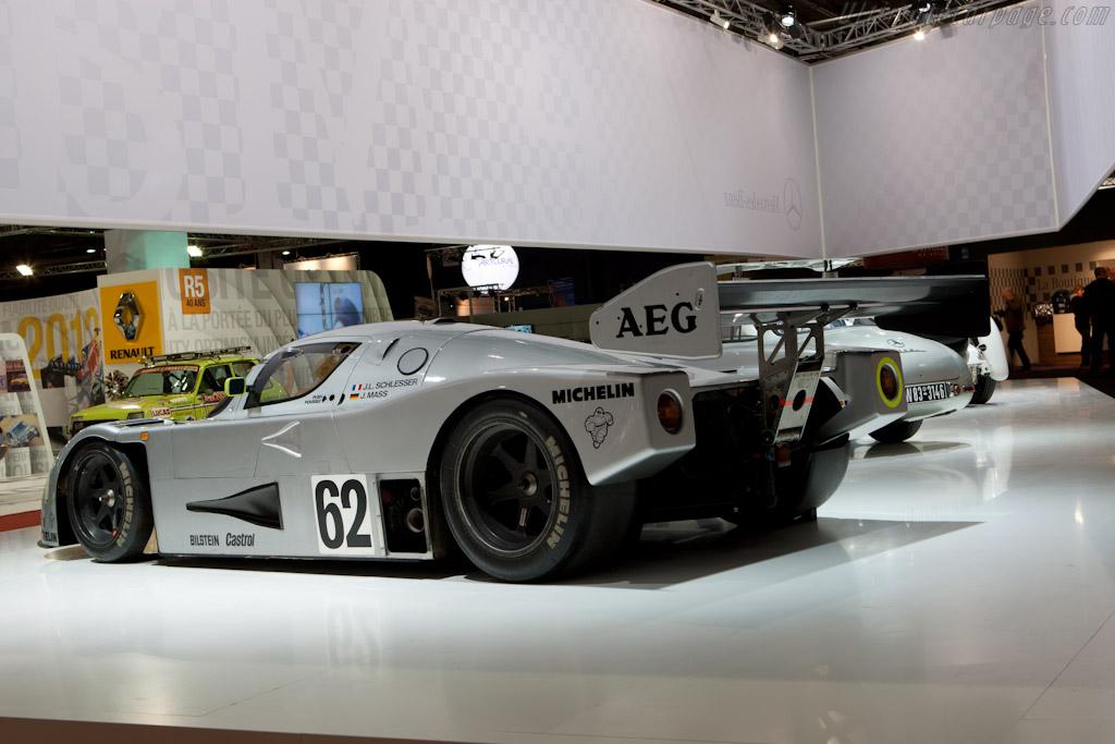 Sauber Mercedes C9 - Chassis: 88.C9.02   - 2012 Retromobile
