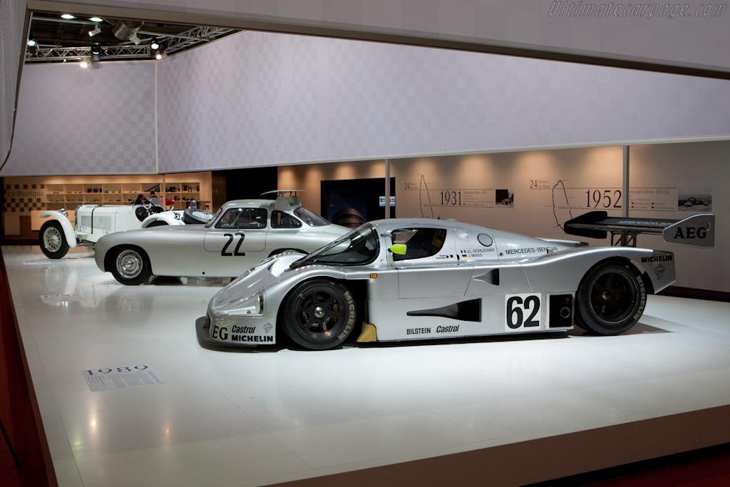 Sauber-Mercedes C9 - Chassis: 87.C9.02   - 2012 Retromobile