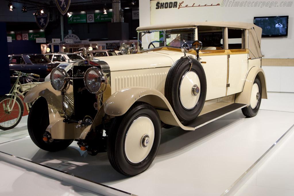 Skoda Hispano Suiza    - 2012 Retromobile