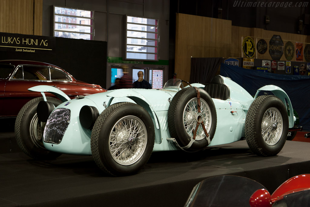 Talbot Lago T26 Monoplace Decalee - Chassis: 90130   - 2012 Retromobile
