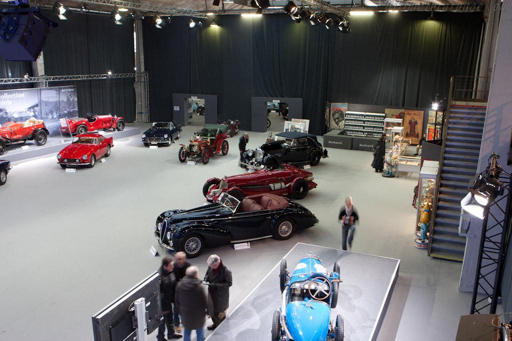 The Paris Sale    - 2012 Retromobile