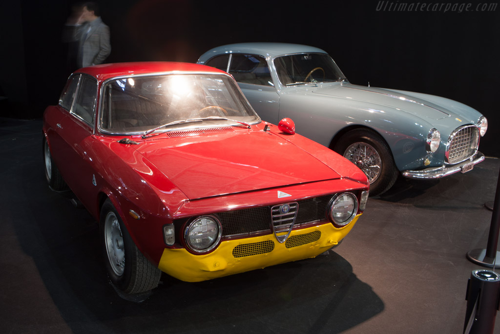 Alfa Romeo GTA    - 2013 Retromobile