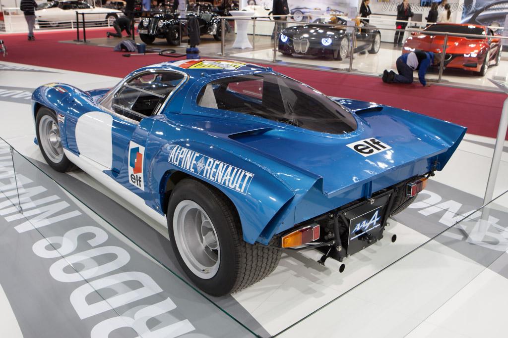 Alpine A220 - Chassis: 1731   - 2013 Retromobile