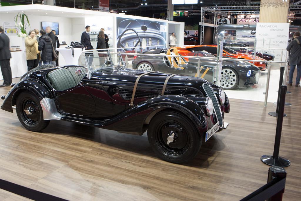 BMW 328    - 2013 Retromobile