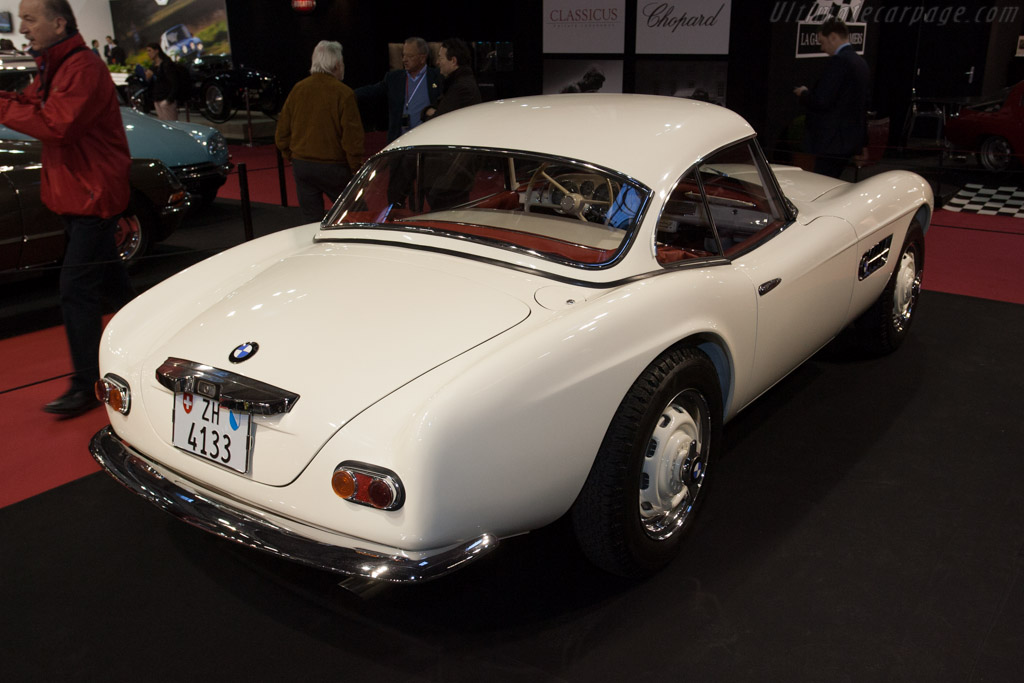 BMW 507    - 2013 Retromobile