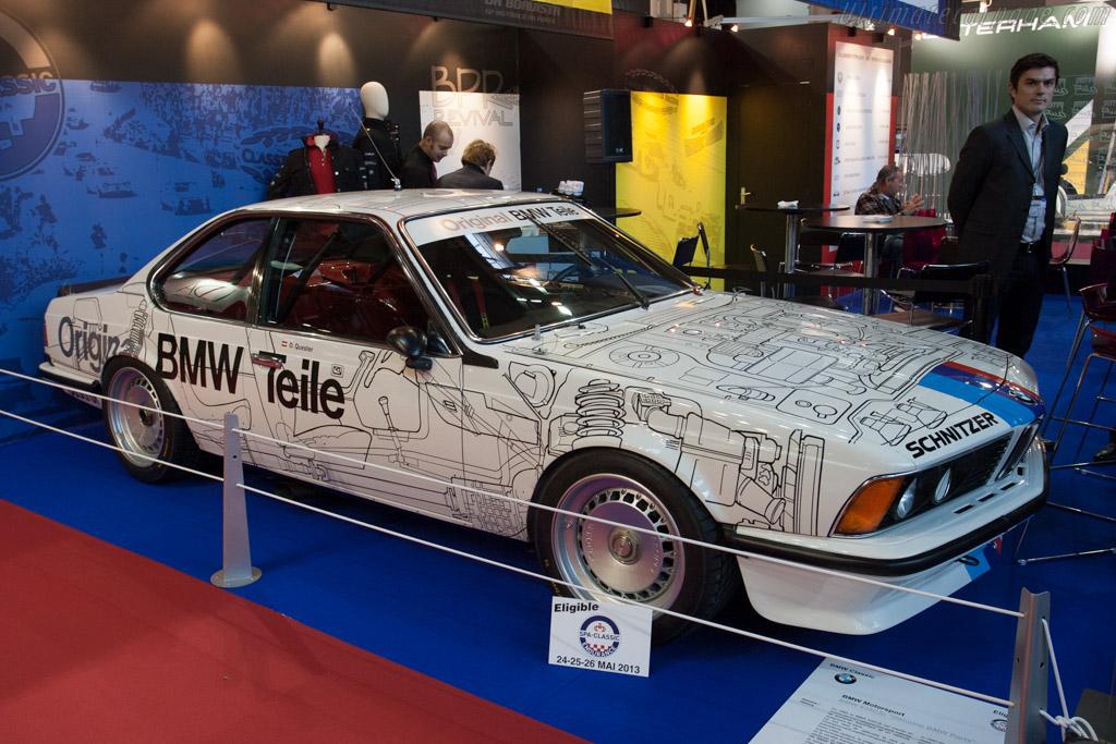 BMW 635CSi - Chassis: E24 RA1-07   - 2013 Retromobile