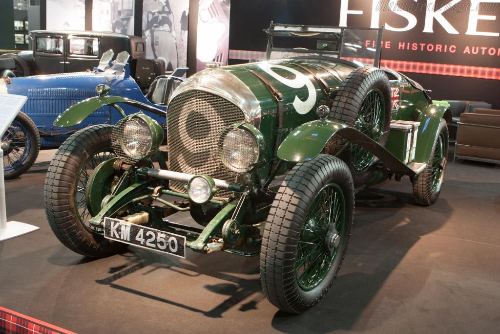 Bentley 3 Litre Super Sports    - 2013 Retromobile