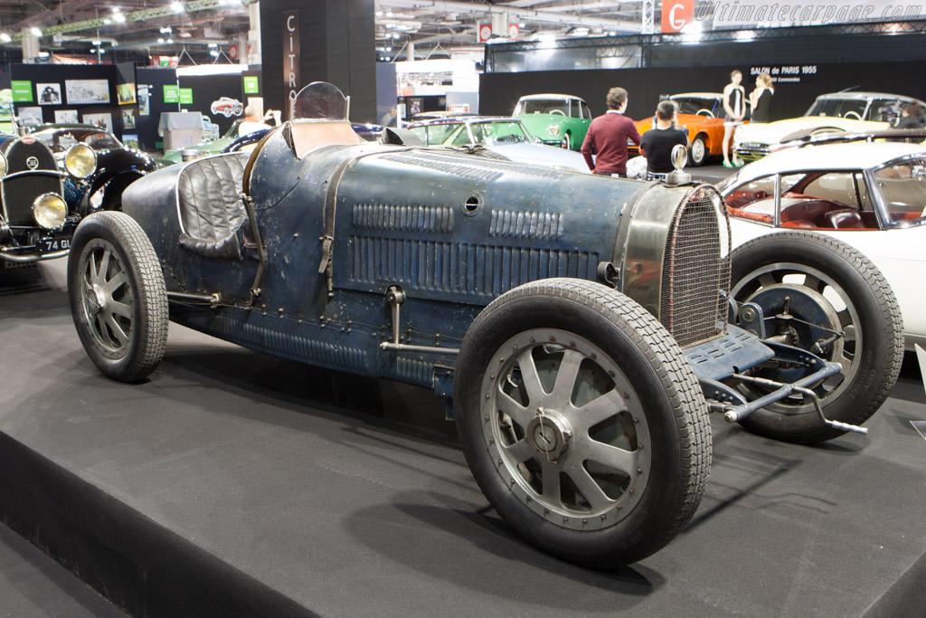Bugatti Type 35C    - 2013 Retromobile