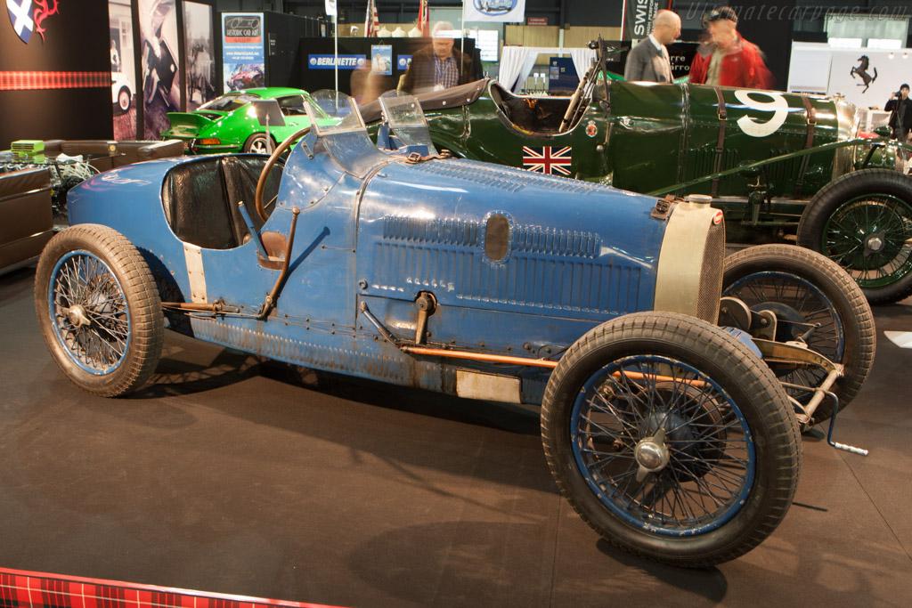 Bugatti Type 37A    - 2013 Retromobile