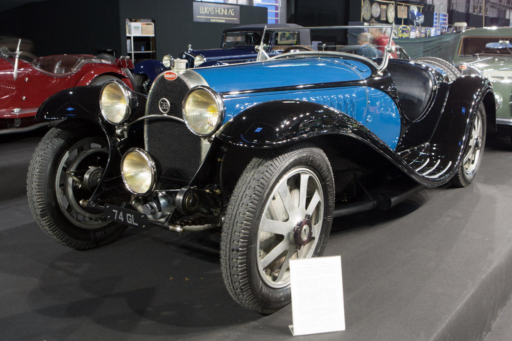 Bugatti Type 55 - Chassis: 55213   - 2013 Retromobile