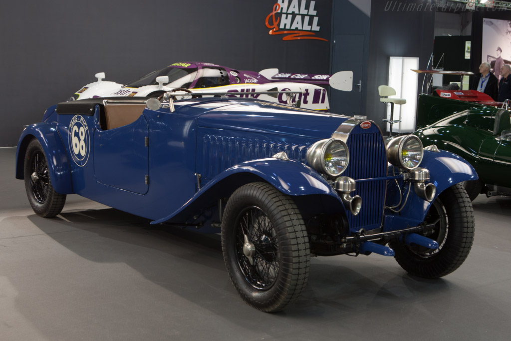 Bugatti Type 57    - 2013 Retromobile