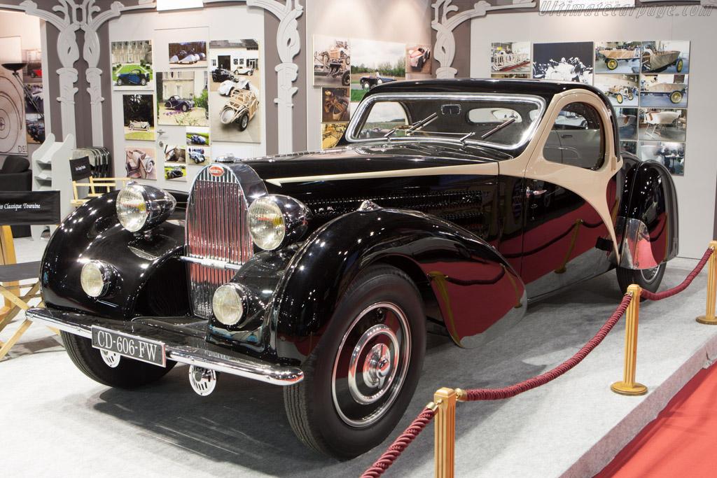 Bugatti Type 57 C Atalante - Chassis: 57570   - 2013 Retromobile