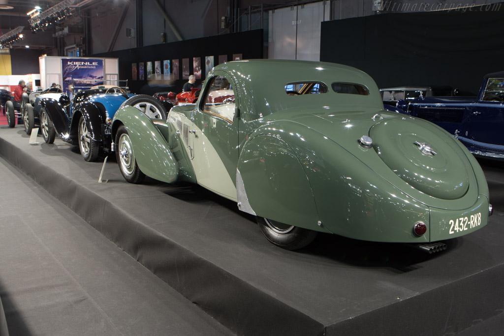 Bugatti Type 57 SC Atalante - Chassis: 57511   - 2013 Retromobile